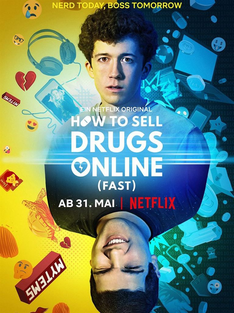 How to Sell Drugs Online (Fast) (Saison 1, 6 épisodes) : Geeking Bad