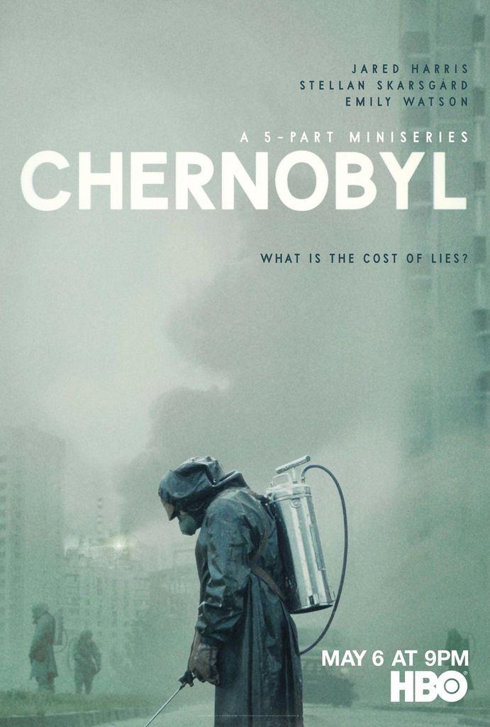 Chernobyl (Mini-series, 5 épisodes) : ou l'histoire du plus gros mensonge