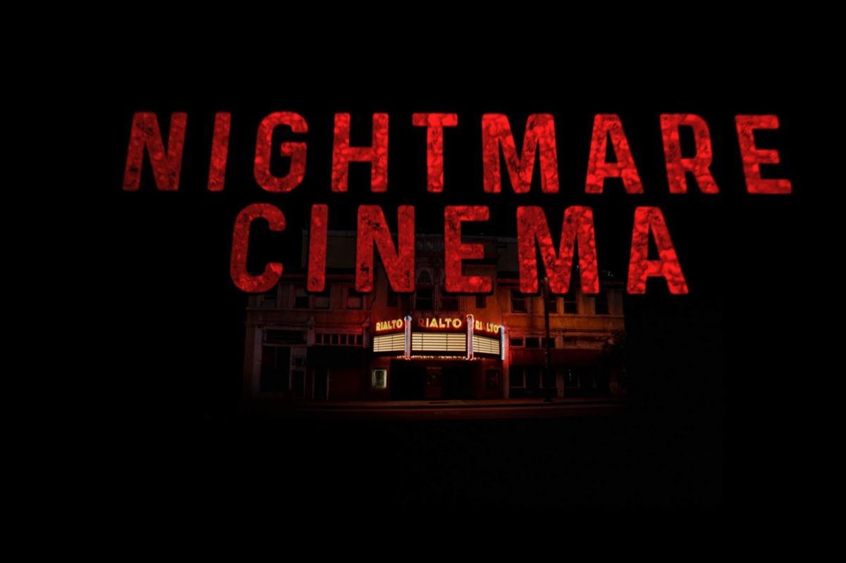 Critique Ciné : Nightmare Cinema (2019)