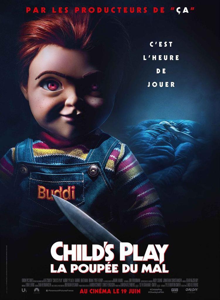 Critique Ciné : Child's Play : La poupée du mal (2019)