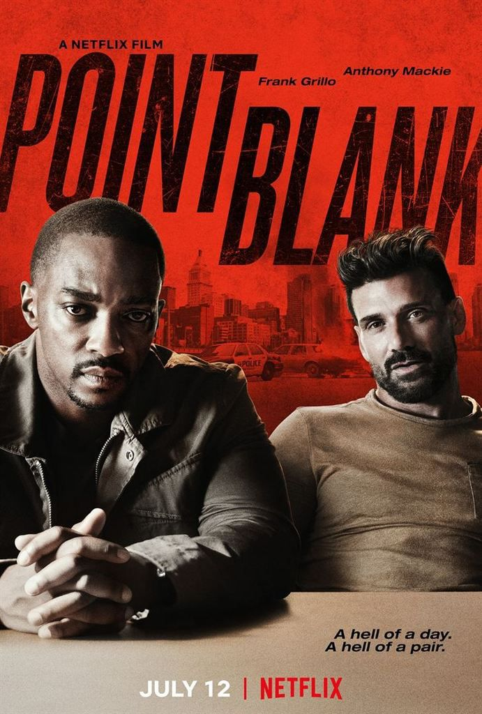 Critique Ciné : Point Blank (2019, Netflix)
