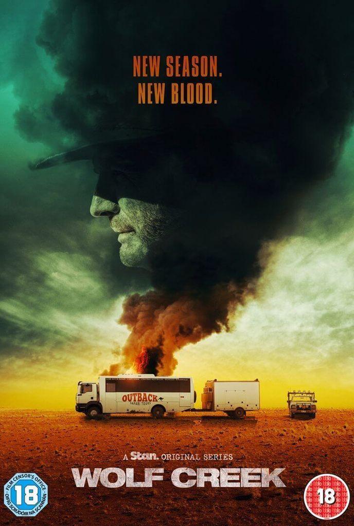 Wolf Creek (Saison 2, 6 épisodes) : désert meurtrier