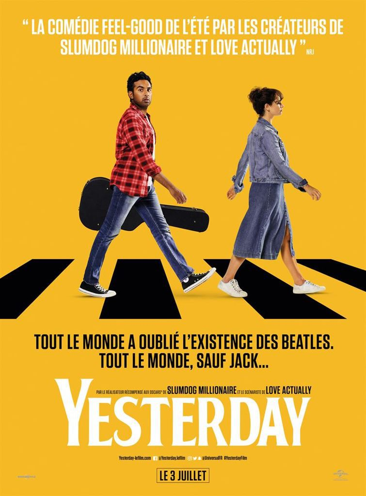 Critique Ciné : Yesterday (2019)