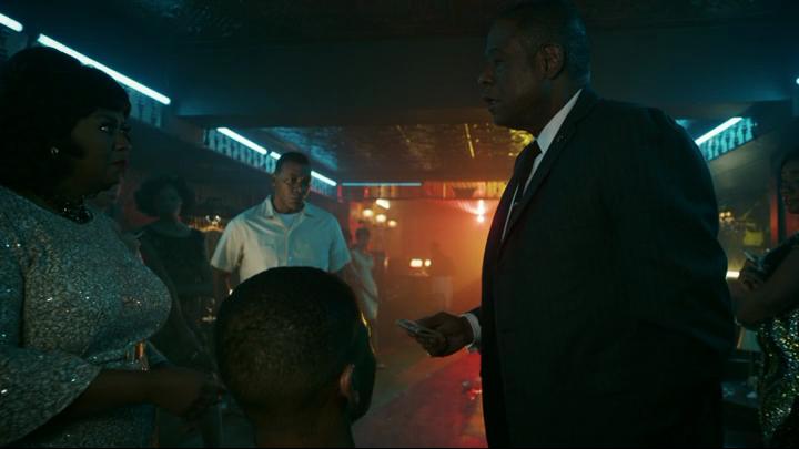 Critiques Séries : Godfather of Harlem. Saison 1. Episodes 1 et 2.