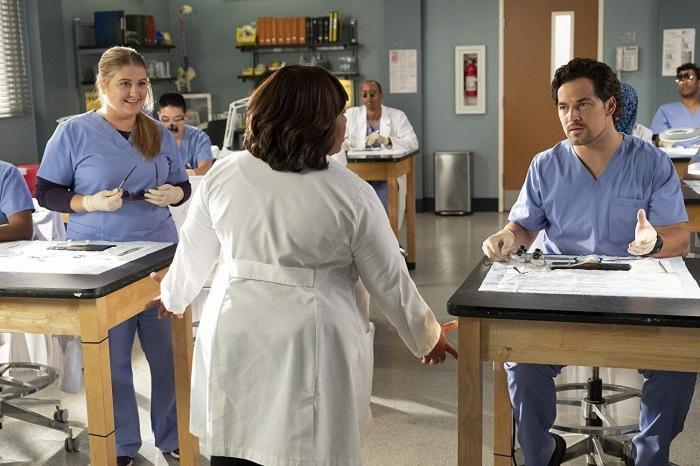 Critiques Séries : Grey's Anatomy. Saison 16. Episode 2.