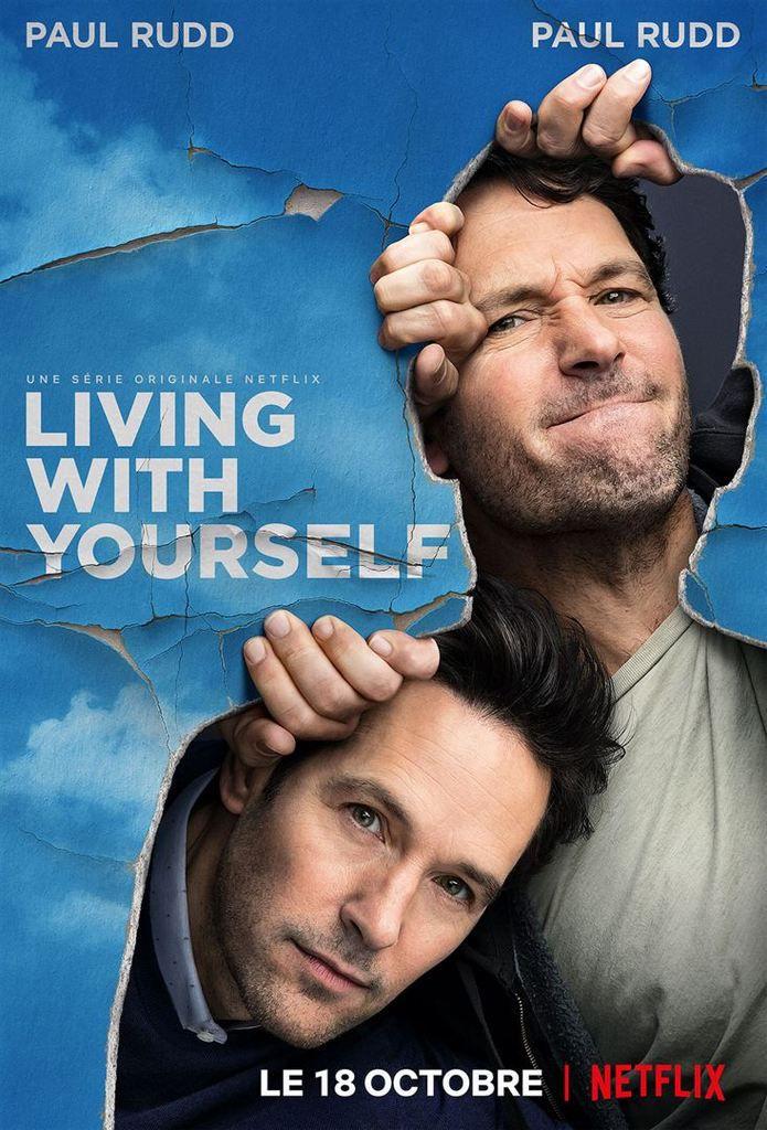 Living With Yourself (Saison 1, 8 épisodes) : deux en un