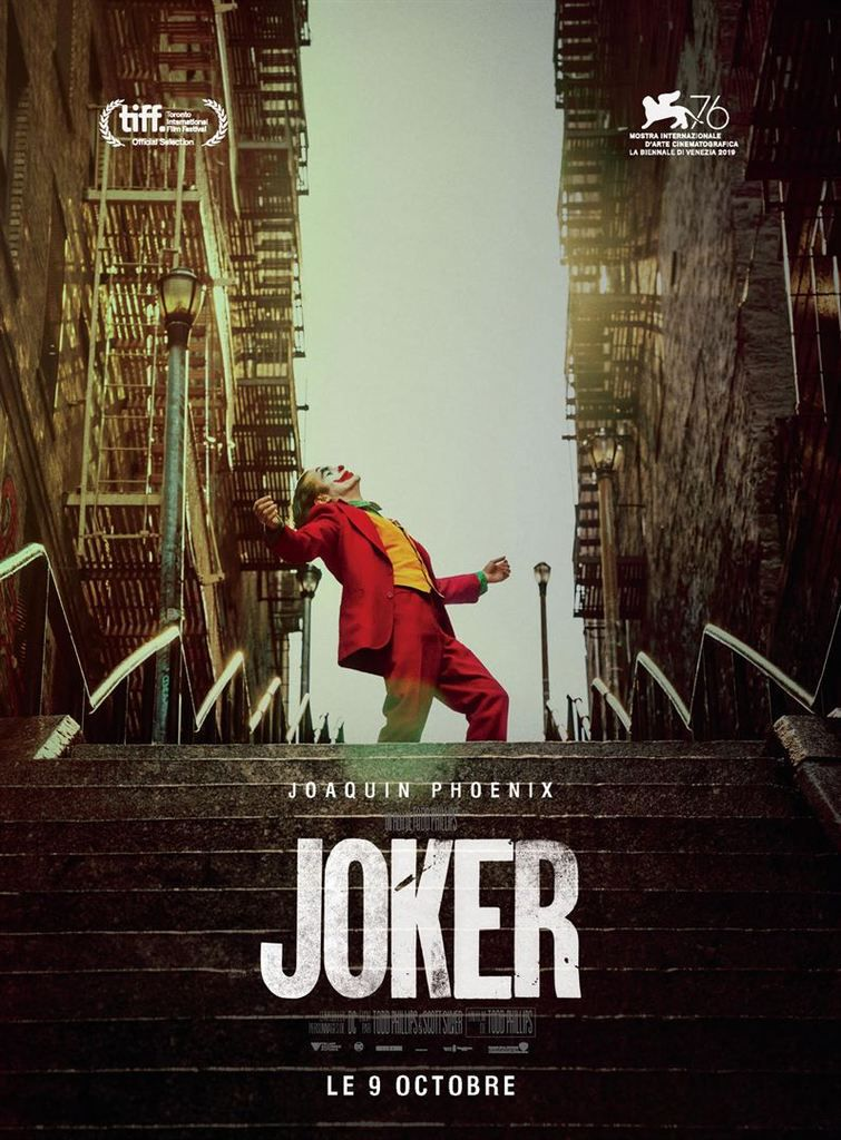 Critique Ciné : Joker (2019)