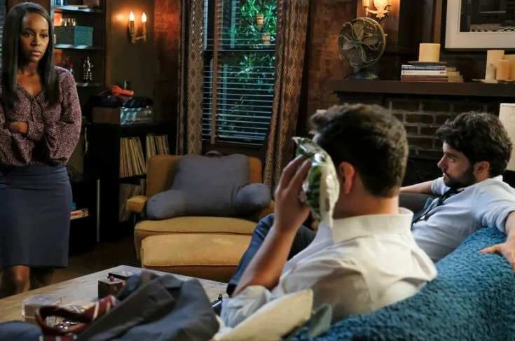 Critiques Séries : How to Get Away with Murder. Saison 6. Episode 7.