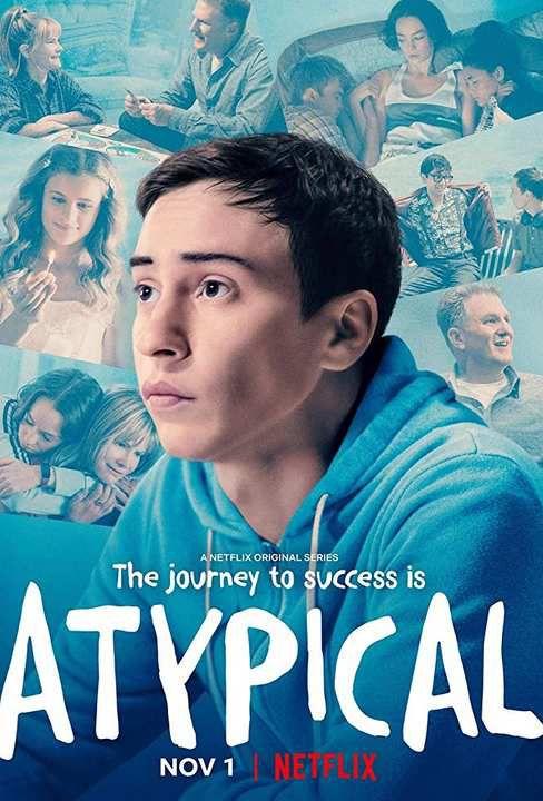 Atypical (Saison 3, 10 épisodes) : l'université ouvre ses portes