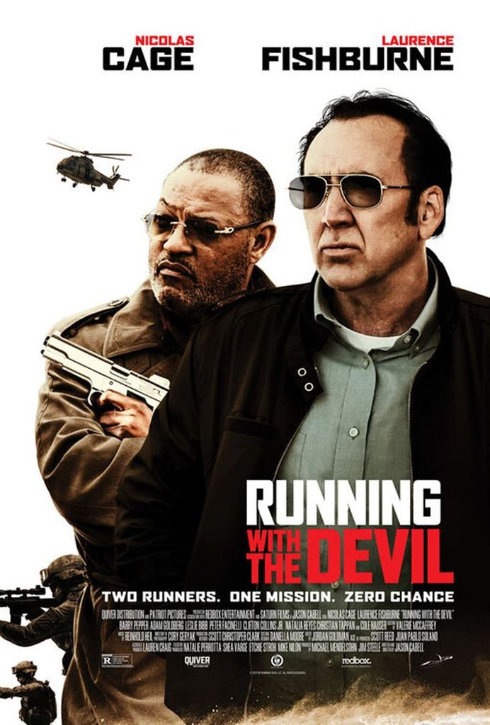 Critique Ciné : Running with the Devil (2019)