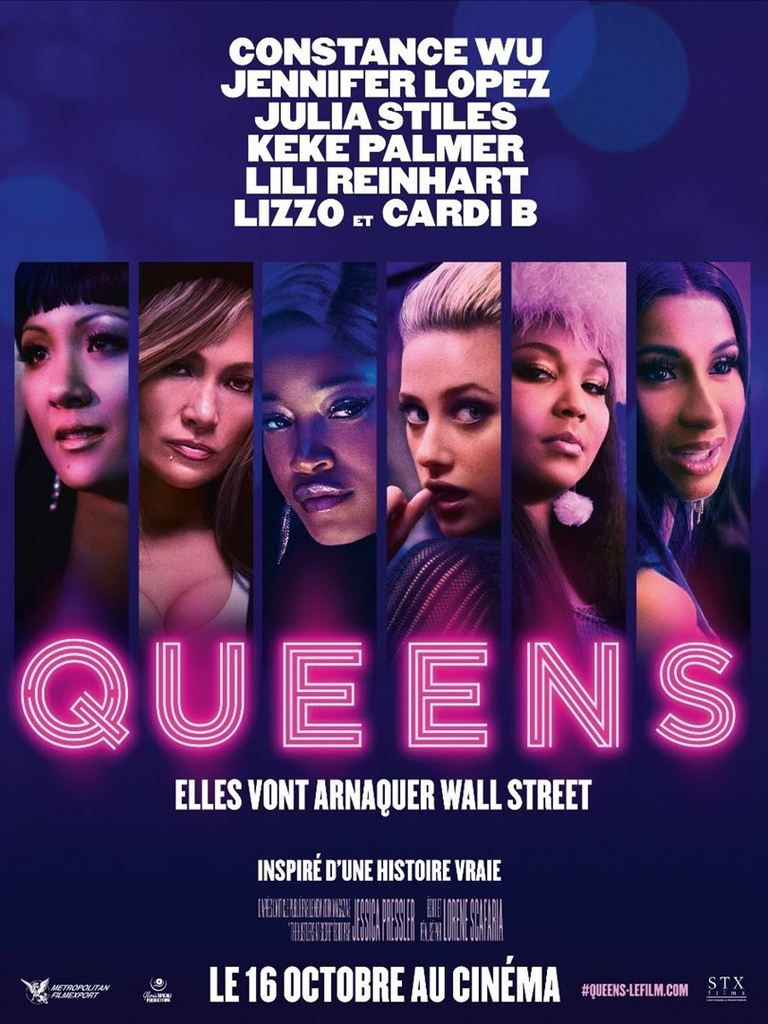 Critique Ciné : Queens (2019)
