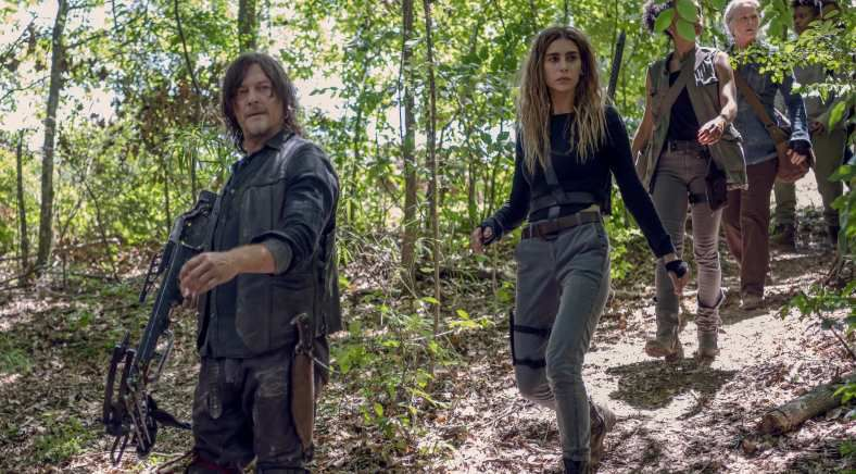 Critiques Séries : The Walking Dead. Saison 10. Episode 8.