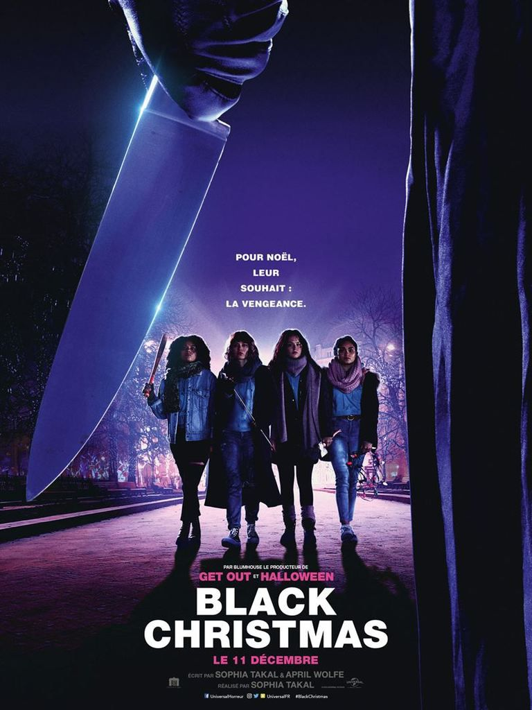 Critique Ciné : Black Christmas (2019)