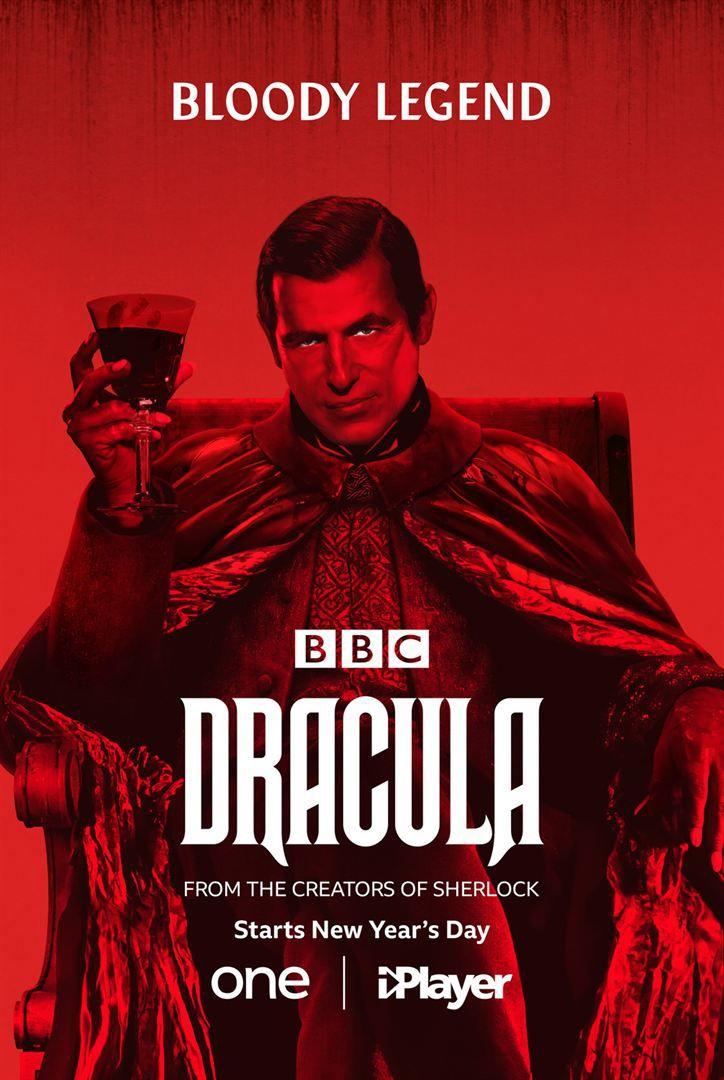 Dracula (Saison 1, 3 épisodes) :Sherlock es-tu là ?