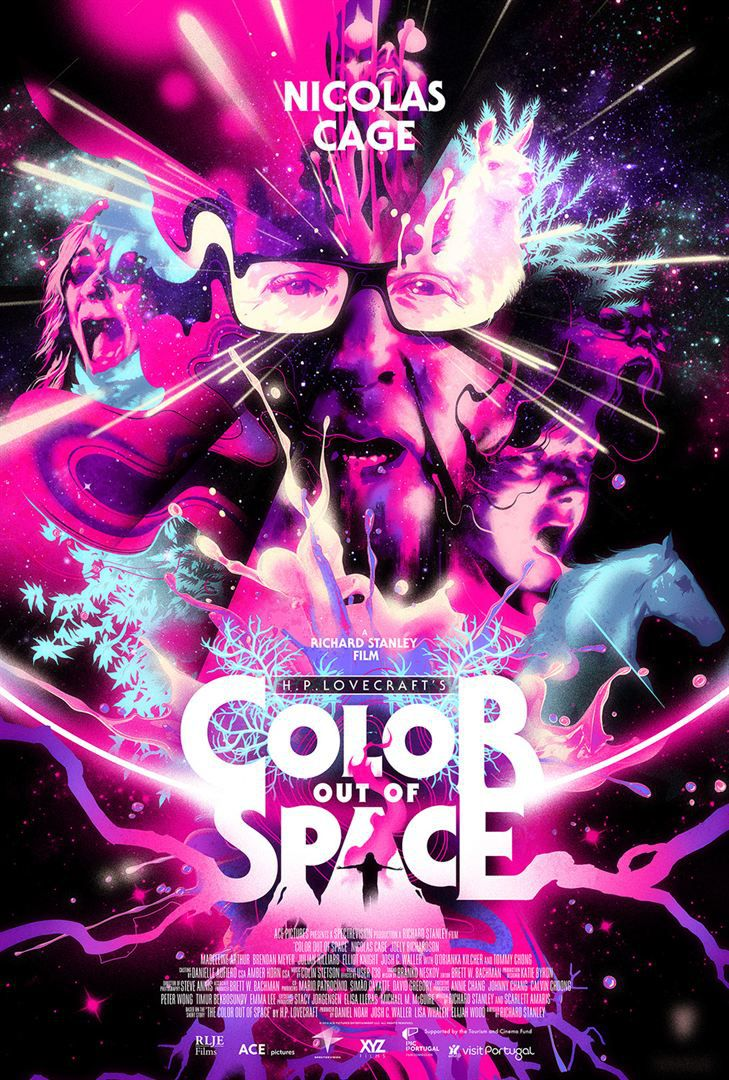 Critique Ciné : Color Out of Space (2020)