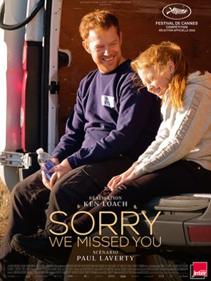 Critique Ciné : Sorry We Missed You (2019)