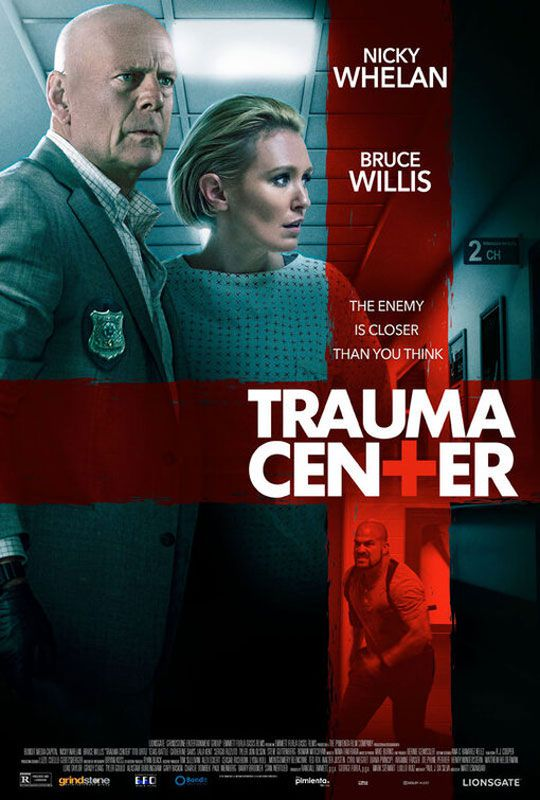 Critique Ciné : Trauma Center (2020)