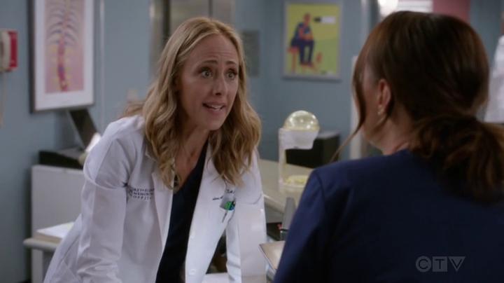 Critiques Séries : Grey's Anatomy. Saison 16. Episode 11.