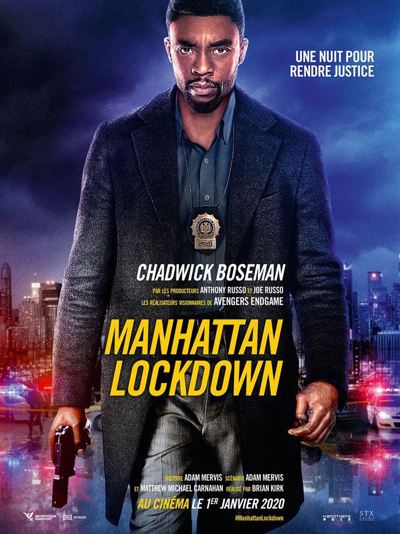 Critique Ciné : Manhattan Lockdown (2020)