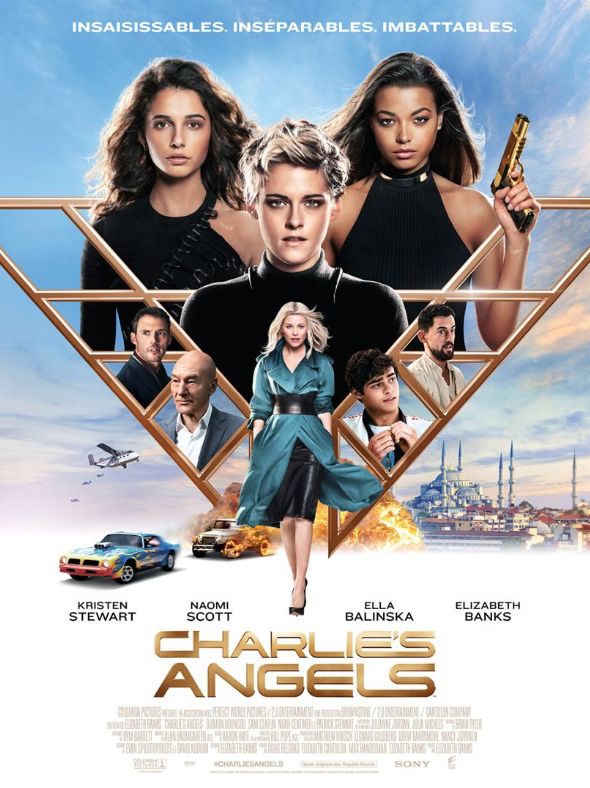 Critique Ciné : Charlie's Angels (2019)