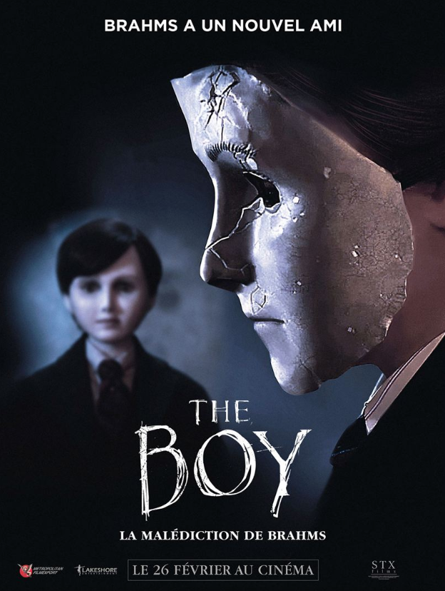 Critique Ciné : The Boy 2, la malédiction de Brahms (2020)