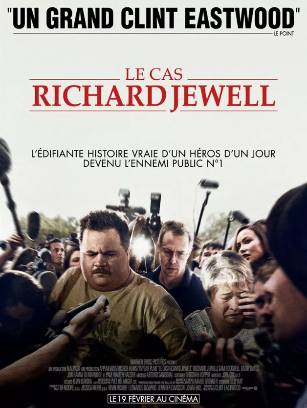 Critique Ciné : Le cas Richard Jewell (2020)