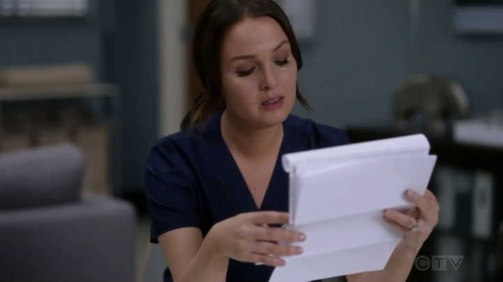 Critiques Séries : Grey's Anatomy. Saison 16. Episode 16.
