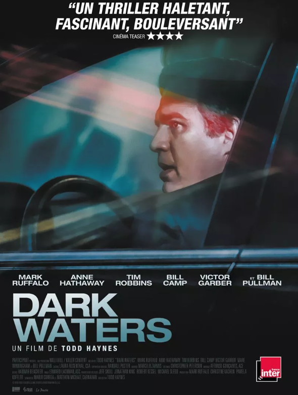 Critique Ciné : Dark Waters (2020)