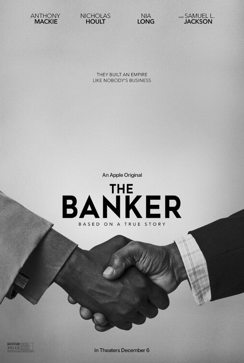 Critique Ciné : The Banker (2020, Apple TV+)