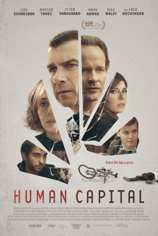 Critique Ciné : Human Capital (2020)