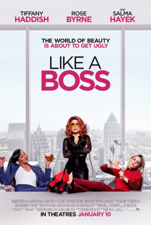 Critique Ciné : Like a Boss (2020)