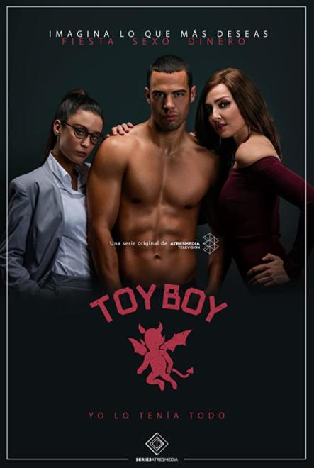 Toy Boy (Saison 1, 13 épisodes) :plastique de rêve pour scénaristes en plastique