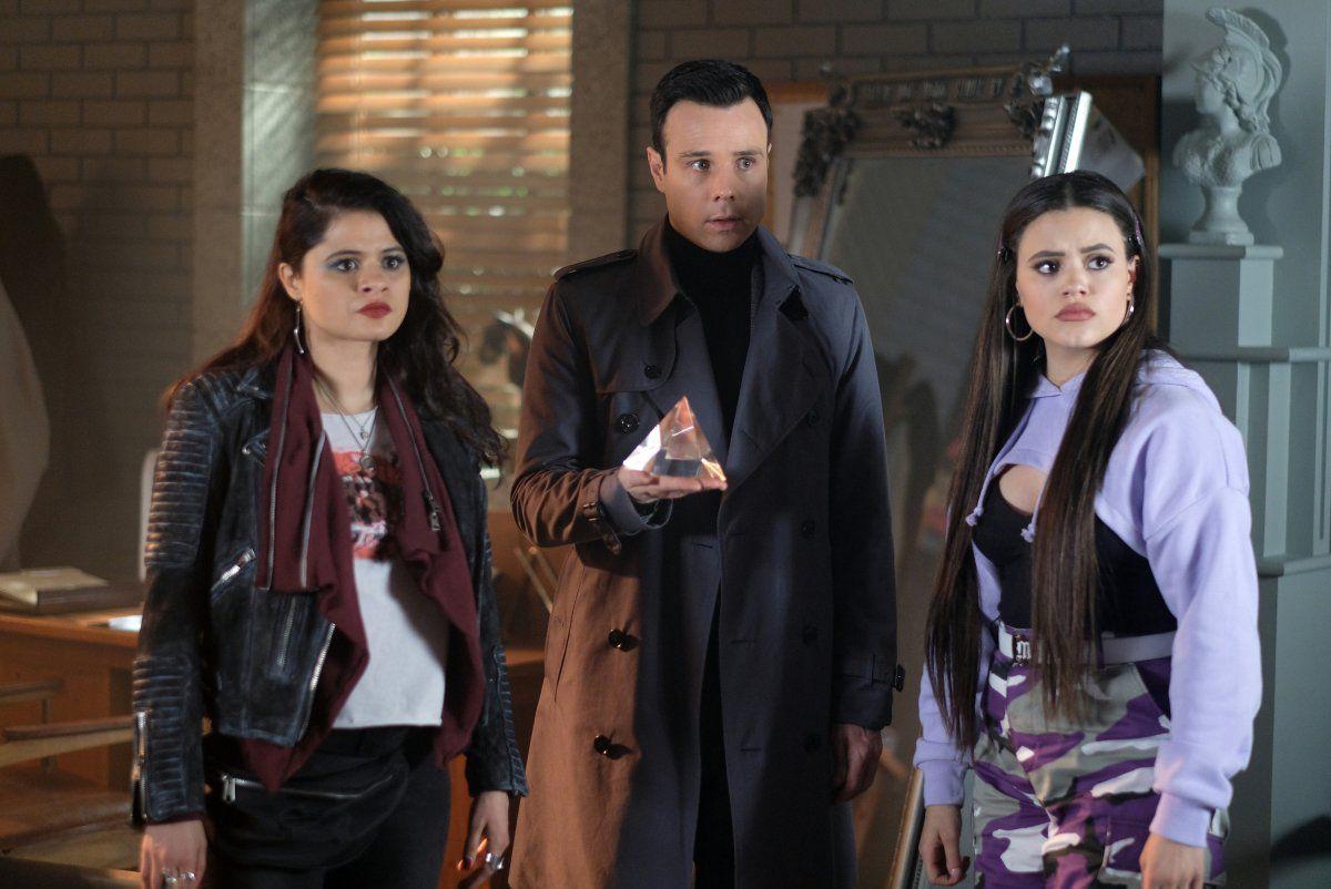 Charmed (2018) (Saison 1, épisodes 16 à 22) :la Source du Mal se réveille (enfin)