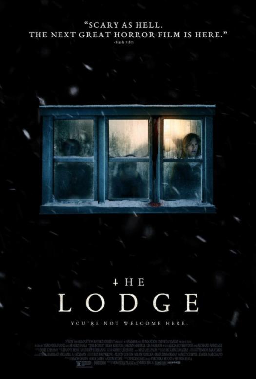 Critique Ciné : The Lodge (2020)