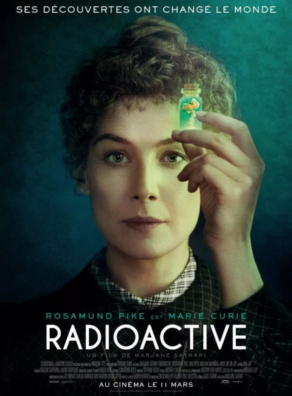 Critique Ciné : Radioactive (2020)