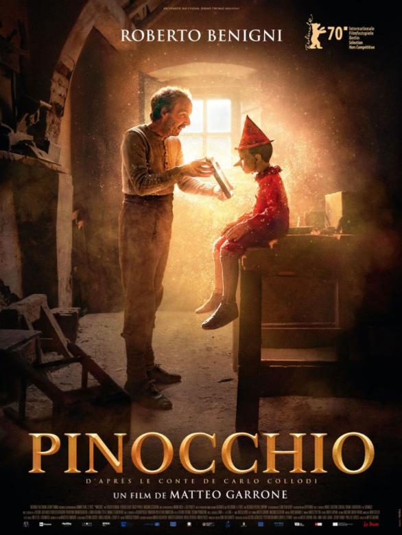 Critique Ciné : Pinocchio (2020)