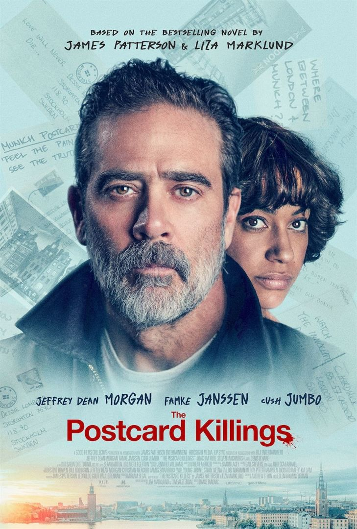 Critique Ciné : The Postcard Killings (2020)