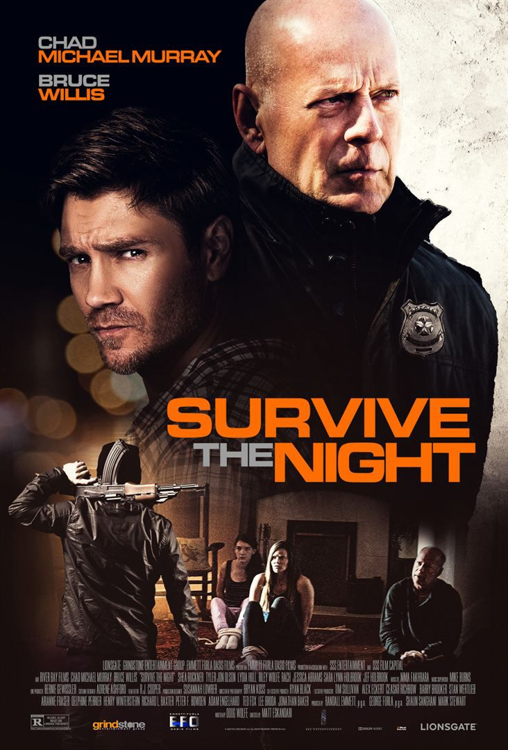 Critique Ciné : Survive the Night (2020)
