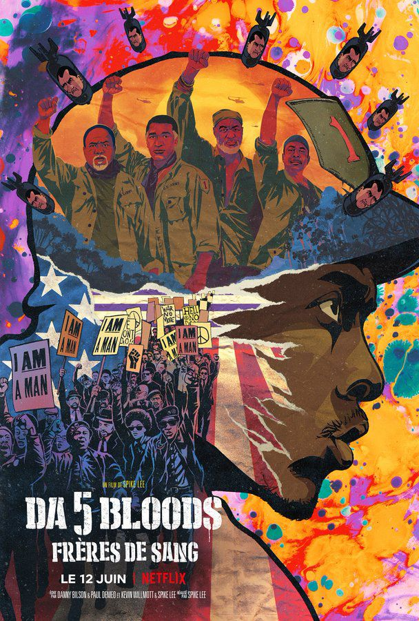 Critique Ciné : Da 5 Bloods (2020, Netflix)