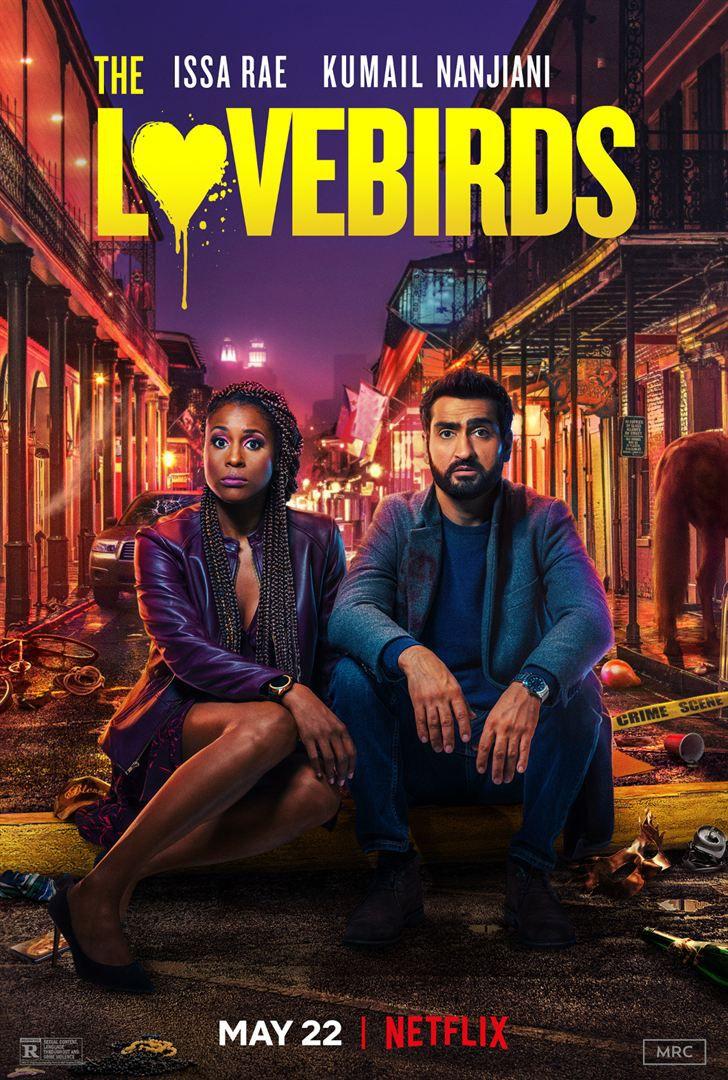 Critique Ciné : The Lovebirds (2020, Netflix)