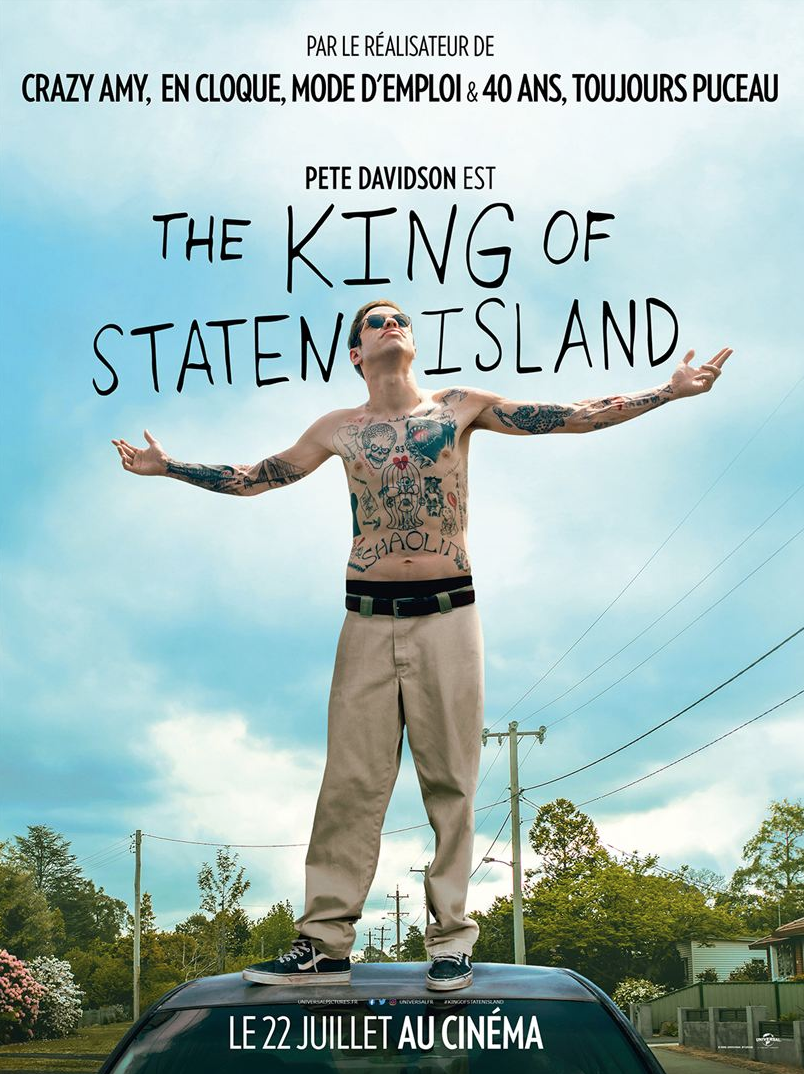 Critique Ciné : The King of Staten Island (2020)