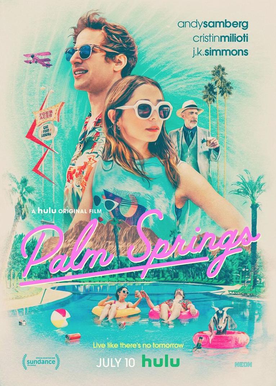 Critique Ciné : Palm Springs (2021, Amazon Prime Video)