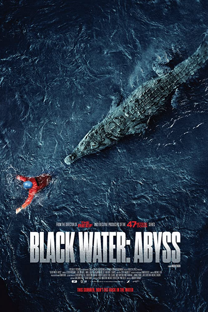 Critique Ciné : Black Water: Abyss (2020)