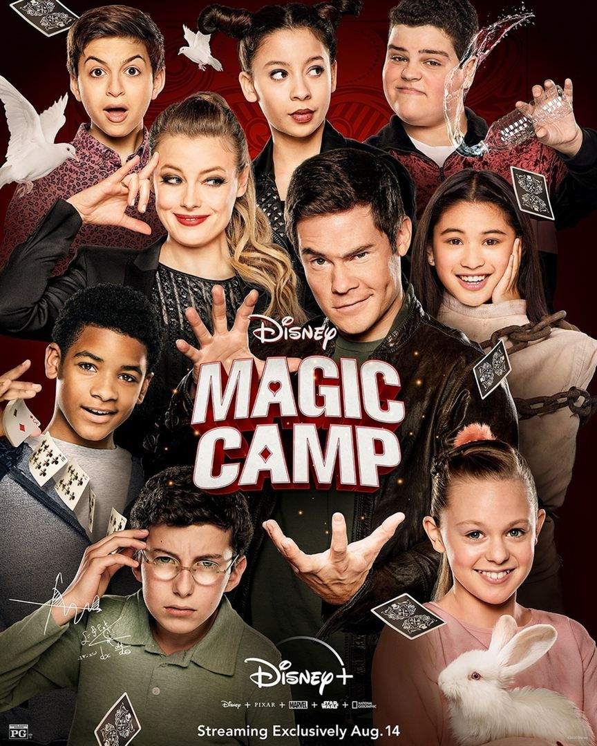 Critique Ciné : Magic Camp (2020, Disney+)