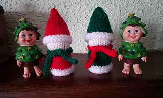 Les bouchons de Noël de Geneviève64