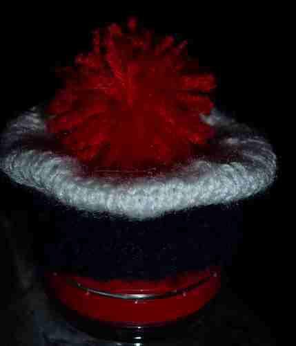 Le bonnet marin d'Isabelle