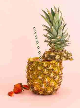 Mangez des ananas !