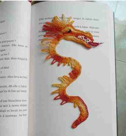 Un dragon chez Pipiou !
