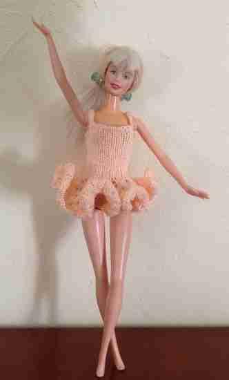 Les dernière Barbie de Dominique