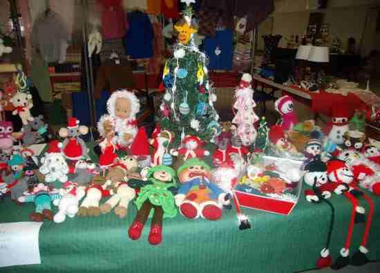 Le marché de Noël de Françoise